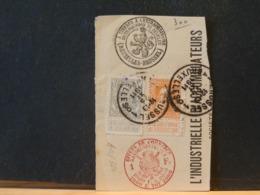 A10/320  FRAGMENT BELGE - 1905 Breiter Bart