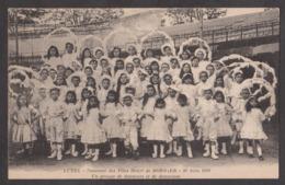 CPA LUNEL-Souvenir Des Fêtes Henri De BORNIER-23 Juin 1912-Groupe De Danseurs Et De Danseuses- - Lunel