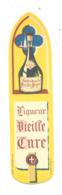 """Marque Pages - Signet - Publicitaire - Liqueur """" Vieille Cure """" Et """"Cordial Médoc """"   (b260) - Marque-Pages"""