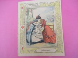 Couverture De Cahier écolier/Les Accidents Et Leurs Premiers Soins/Convulsions /Collection GODCHAUX/Vers 1900  CAH257 - Autres