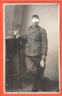 Alpino Alpini Foto Di Posa Anni '30 - War, Military