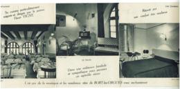 BORT Les ORGUES - Central Hôtel - Dépliant 3 Volets - Bon état - Other Municipalities