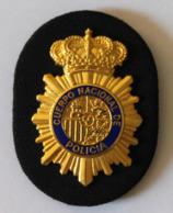 Insigne  Police Espagne Insignia Cuerpo Nacional De Policia - Polizia