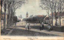 CPA 60 BRESLES LA PLACE  Colorisée - Autres Communes
