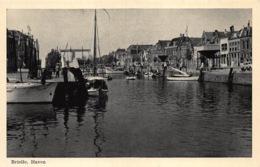 Nederland Zuid-Holland  Brielle  Haven    L 934 - Brielle