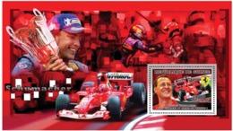 Guinea 2006  Formula 1, Racing Car ,Michael Schumacher - Guinea (1958-...)