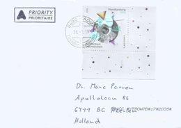 Liechtenstein 2019 Vaduz Apollo 11 Moonlanding 180 Hologram Cover - Hologramas