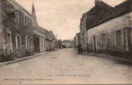 MONTGUILLON UNE RUE CARTE ANIMEE - France