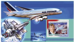 Guinea 2006 Airplanes - Guinea (1958-...)