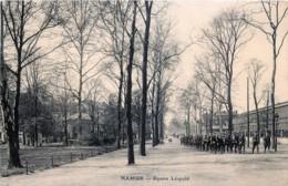 Belgique - Namur -  L' Armée Au Square Léopold - Namur