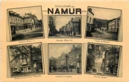 Belgique - Namur -  Multi-Vues - Namur