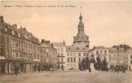 Belgique - Namur - Place D' Armes Et Statue De Léopold II - Namur
