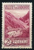 Andorra Francesa Nº 41 Usado Cat.11€ - Andorra Francesa