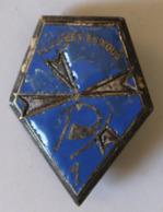 Insigne Groupe D'aviation Légère Divisionnaire N°1 Plus Est En Nous Mourgeon Paris G 1875 - Forze Aeree
