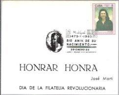 POSTMARKET CUBA MICHELANGELO - Arte