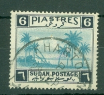 Sdn: 1941   Tuti Island   SG92    6P    Used - Sudan (...-1951)