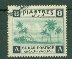 Sdn: 1941   Tuti Island   SG93    8P    Used - Sudan (...-1951)
