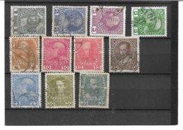 1570y: ANK 139x- 149x, Jubiläumsausgabe Gewöhnliches Papier O - 1850-1918 Imperium