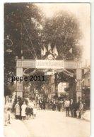 Carte Photo 18 Saint Florent Sur Cher - Rue Du Cher - Concours De Pêche à La Ligne Du 23 Juillet 1905 - Belle Animation - Saint-Florent-sur-Cher