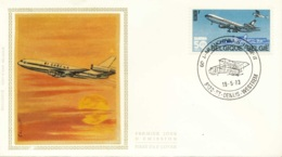 "[65468]N° 1675 - FDC - Sabena - ""St-DENIJS-WESTREM"" - Avion, SNC - Avions"