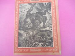 Couverture De Cahier écolier/Histoire Naturelle / Orangs-Outangs/Vers 1880-1890  CAH261 - Löschblätter, Heftumschläge