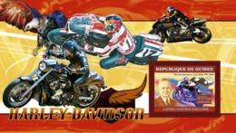 Guinea 2006 Davidson, Motorcycle - Guinea (1958-...)