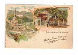 65_souvenir De Lourdes - Lourdes