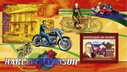 Guinea 2006 Harley  , Motorcycle - Guinea (1958-...)