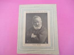 Couverture De Cahier écolier/Nos Grands Républicains Du XIX/ Victor HUGO/ Gedalge/ Vers 1900       CAH264 - Löschblätter, Heftumschläge
