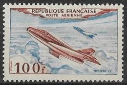 """France - 1954 - Poste Aérienne """" Mystère IV """"  - Y&T - PA30 PA 30 ** Neuf Luxe 1er Choix (Fraicheur Postale ) - Airmail"""