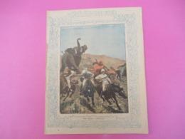 Couverture De Cahier écolier/Les Chasseurs D'Elephants/ Vers 1900       CAH266 - Löschblätter, Heftumschläge
