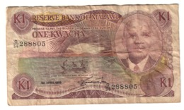 Malawi 1 Kwacha 1986 *V* - Malawi