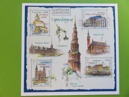 PAP - Carte Postale Pré-timbrée - Timbre International - Copenhage Capitale Européenne - Série Capitales - NEUF - Documenten Van De Post