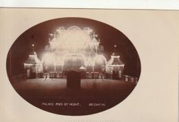 *** SUSSEX***   BRIGHTON Palace Pier By Night   Neuve/unused TTB - Brighton