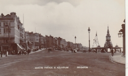 *** SUSSEX***   BRIGHTON  Marine Parade And Aquarium Neuve/unused TTB - Brighton