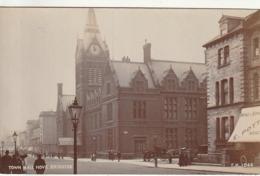 *** SUSSEX ***   BRIGHTON  Town Hall Hove  Neuve/unused TTB - Brighton