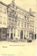Belgie - Belgique - Malines - Mechelen - Vieilles Maisons - Hôtel De La Grue - Malines