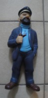 Pouet-pouet Ancien Du Capitaine Haddock (Tintin) Mirim-toys Année 1960 Environ - Jouets Anciens
