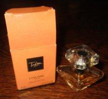 Miniature De Parfum  TRESOR  De Lancome     5 Ml   Eau De Parfum - Miniatures Femmes (avec Boite)