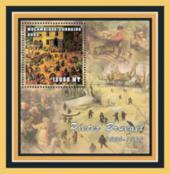 Mozambique 2001 - Pieter Bruegel S/s - Mozambique