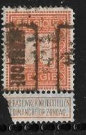 Averbode 1914 Nr. 2266B Strookje Links - Precancels