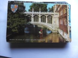 Engeland England Cambridge Bridge Of Signs - Cambridge