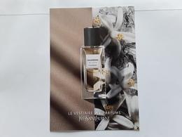 """YSL ~~ Le Vestiaire  Des Parfums  """" SAHARIENNE  """"~~ 2 SCANS   !! - Modernas (desde 1961)"""