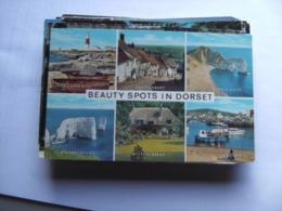 Engeland England Dorset With Beauty Spots - Engeland
