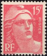 FRANCE 813 ** MNH Marianne De Gandon - Unused Stamps