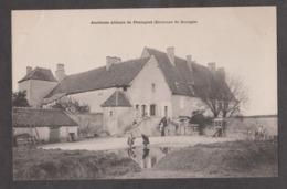CPA PLAIMPIED-Ancienne Abbaye-Animée-Précurseur- - Other Municipalities