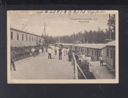 Dt. Reich AK Truppenübungsplatz Orb Wegscheide 1918 - Bad Orb