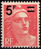 FRANCE 827 828 829 ** MNH Marianne Gandon Duc De Choisel Malle-poste Expédition Polaire PEV Paul-Emile Victor - Unused Stamps