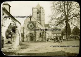 TOP VORGES - DES SOLDATS ALLEMANDS OCCUPENT LA MAISON DU 9 RUE DU MONT FACE A LA PLACE DE L' EGLISE - 1914 1918 - France