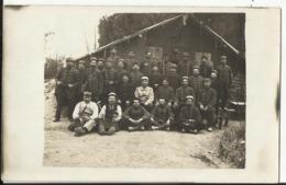 PAGNY-sur-MEUSE - Carte-photo - Campement De Poilus 1915 (militaria - Guerre 1914-1918) - Autres Communes